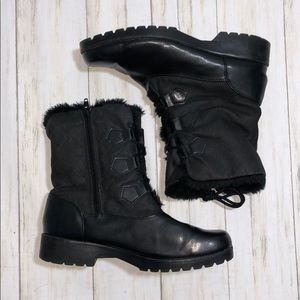 Winter thinsulated boots